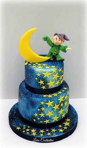 DOPEY - SEVEN DWARFS - Cake by Lara Costantini