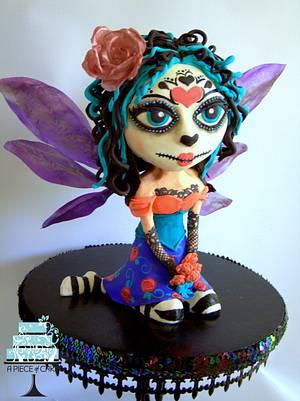 Rosalia - Cake by Danielle Vega
