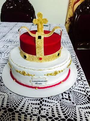 Three Kings Feast - Cake by KravesbyMel