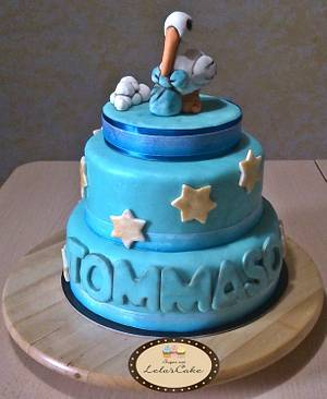 lovely thun - Cake by Daniela Morganti (Lela's Cake)