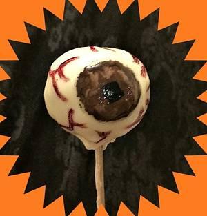 Halloween cake pops - Cake by Wattkatiedid