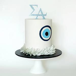 Mati Cake - Cake by Sweet Tiers - Helena Kastanis