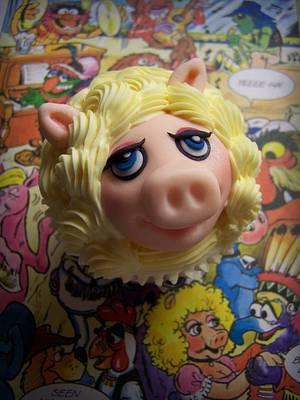 Miss Piggy - Cake by Elizabeth