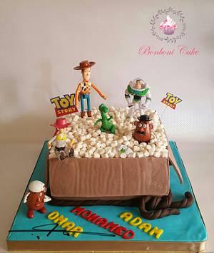 Toy story - Cake by mona ghobara/Bonboni Cake