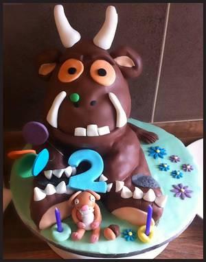 Gruffalo Cake - Cake by Babbaloos Cakes