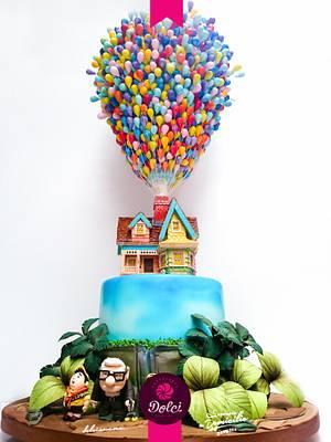 Up Cake - Cake by Nomverguán
