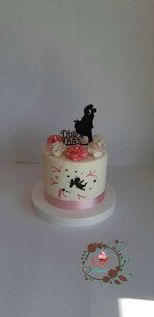 Love cake - Cake by Zerina