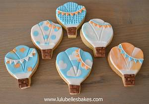 UP, UP and AWAY... - Cake by Lulubelle's Bakes