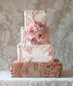 sherazade - Cake by Cristiana Ginanni