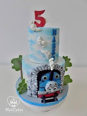 Thomas... - Cake by MOLI Cakes