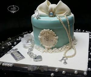 JEWEL BOX - Cake by Fées Maison (AHMADI)