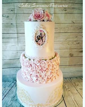 Fifteen birthday Cakes - Cake by Claudia Smichowski