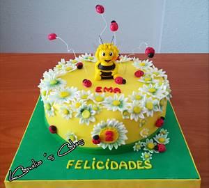 HONEY CAKE - Cake by Camelia