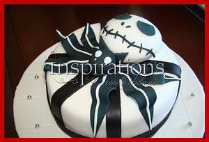 Jack Sellingtong fondant cake - Cake by Inspiration by Carmen Urbano