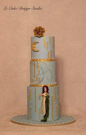 Sugar Myths and Fantasies Global Edition - Cake by Le Cake Design Studio