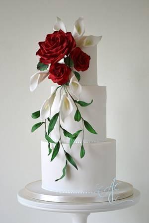 Gabriela - Cake by Amanda Earl Cake Design