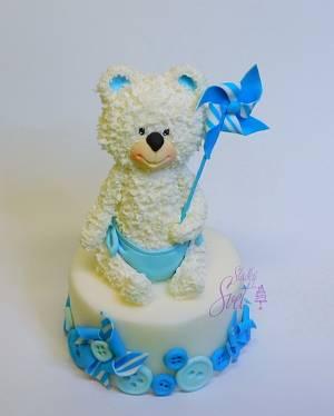 Teddy - Cake by Sladky svet