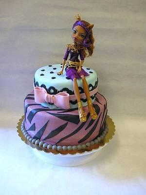Monster High - Cake by Wanda
