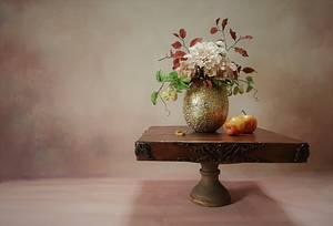 Autumn Days - Cake by hscakedesign