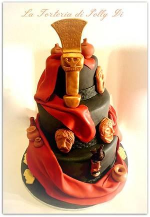 ARTEMISIA - Cake by La Torteria di Polly Dì