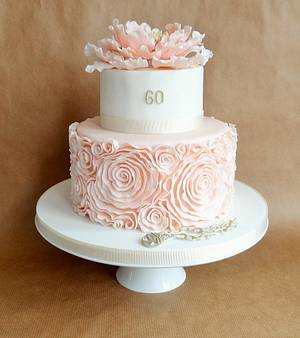 Wendy's Cake - Cake by Julia Hardy