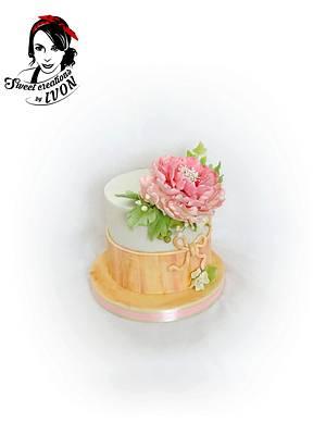 Small Wedding cake - Cake by Ivon