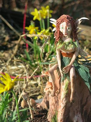Away with the fairies - Cake by Purple Feather Cake Design
