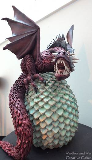Game of Thrones Cake - Cake by Mother and Me Creative Cakes