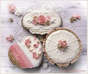 Biscotti decorati Spring cookies - Cake by Evelindecora