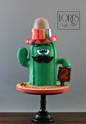 Ole'  - Cake by Lori Mahoney (Lori's Custom Cakes)
