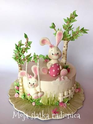 Easter cake - Cake by Branka Vukcevic