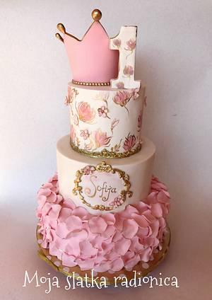 Princess cake - Cake by Branka Vukcevic
