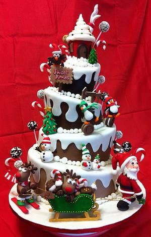 Christmas Cake - Cake by Davide Minetti