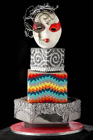 Lost in Venice  - Cake by Bake N Frost