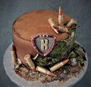 army cake for a boy - Cake by Torty Zeiko