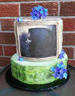 "HAPPY BIRTHDAY SAMANTHA - Cake by June (""Clarky's Cakes"")"