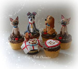 Anniversary Cupcakes - Cake by Cakes With Character