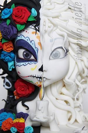 Feliz Dia De Los Muertos 2015 - SSB15 - Cake by il mondo di ielle