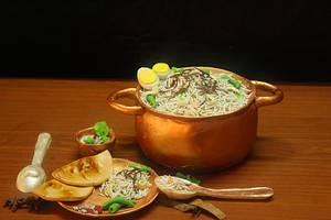 HYDERABADI BIRYANI (BASMATI RICE) — in India. - Cake by Dr RB.Sudha