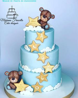 Teddy bear - Cake by Mariana Frascella