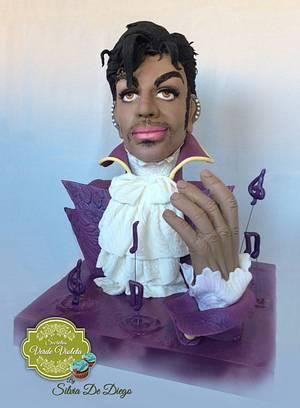 Prince inmortal - Cake by secretos verde violeta