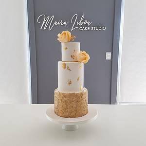 Wedding - Cake by Maira Liboa