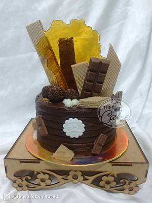 Chocolate madness - Cake by TheCake by Mildred