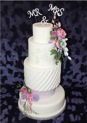 Spring Delight - Cake by Nicky