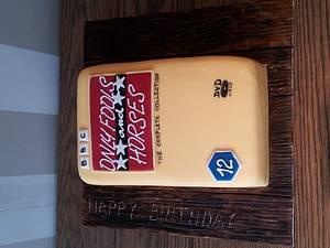 Dvd birthday cake - Cake by Cake Love