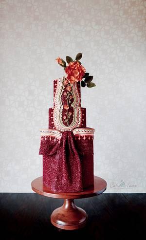 Autumn sparkle - Cake by Cake Heart