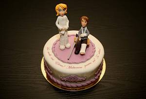Nurse  - Cake by Rozy