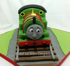 Percy - Cake by Helen Campbell