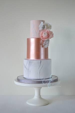 Danica - Cake by Amanda Earl Cake Design