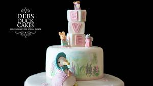 Jemima Puddle Duck Cake - Cake by DebsDuckCakes